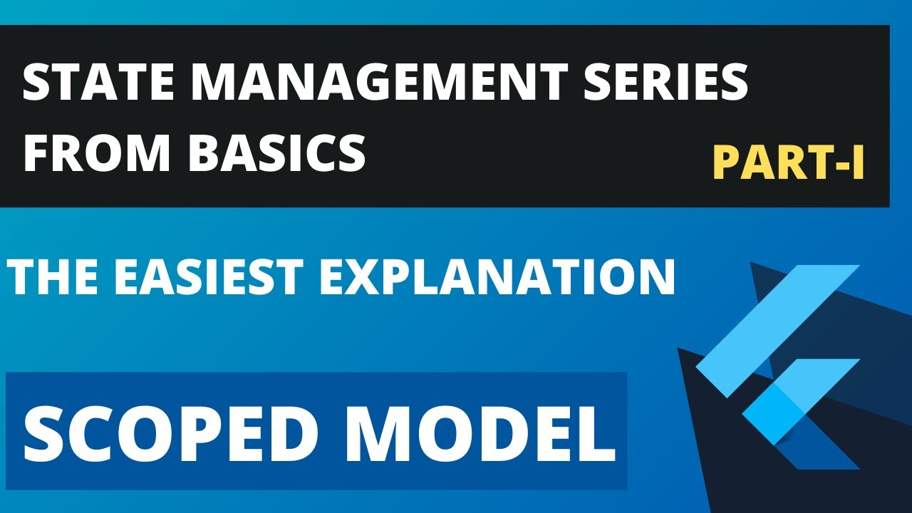 State Management Flutter Tutorial   Scoped Model Flutter   Cart Example