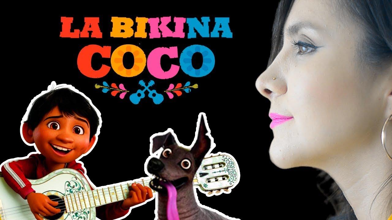 La bikina karol sevilla letra inspirado en coco - Co co sevilla ...