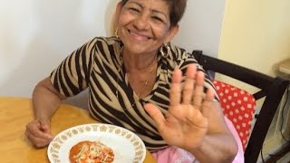 La Tía María Cocina Enchiladas