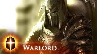 """Warlord"" - Original Speed painting by Tamplier 2011"