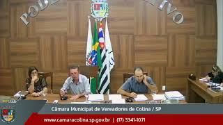 Camara Municipal de Colina 13ª Sessão Ordinaria