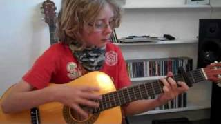 Brimful of Asha Guitar Lesson By George