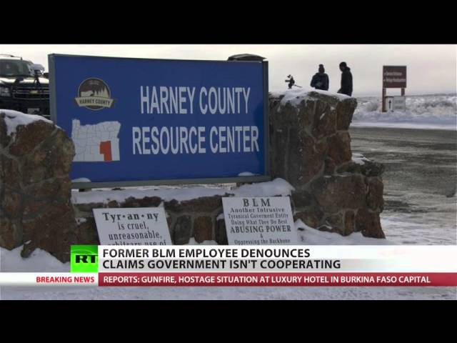 BLM co-operates with ranchers in Oregon – ex-employee