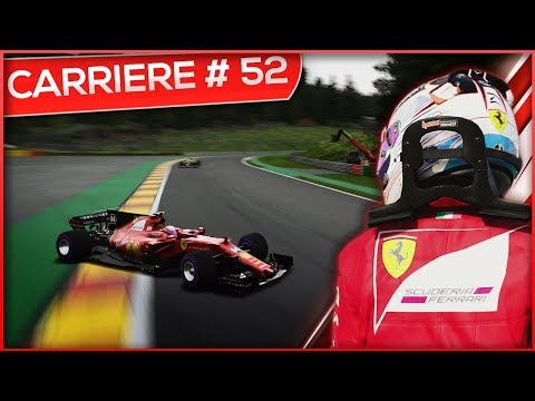 SORTIE A BLANCHIMONT, REMONTADA ! F1 2017 #52 (FR)