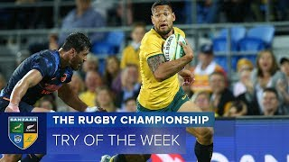 TRY OF THE WEEK: 2018 Rugby Championship Round 4