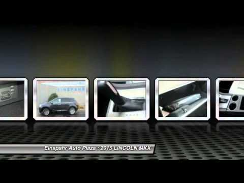 2015 Lincoln Mkx Brookings Sd F5020 Youtube