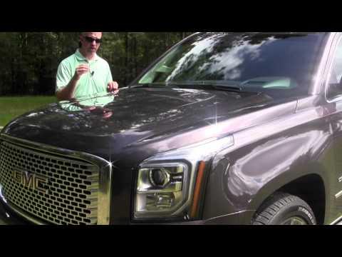 2015 GMC Yukon Denali 2WD