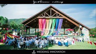 yu&tomomi wedding produced by WEDDINGINNOVATION