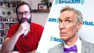 Bill Nye Doesn't Know Science On Abortion