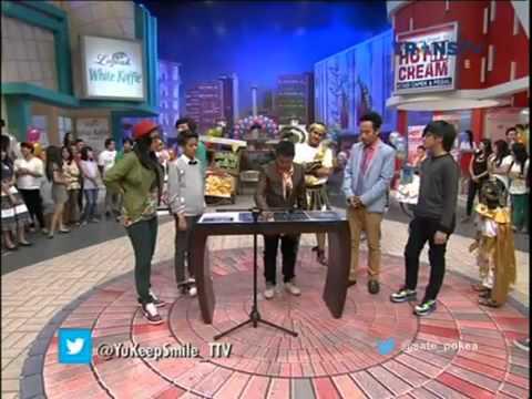 DJ JAMBUL AKHIRNYA MASUK TV JUGA