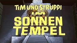 Tim und Struppi im Sonnentempel 1969 -  Kinofilm