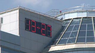 Во многих российских регионах установилась аномально высокая температура.