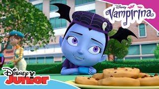 Vampirina | Potworne ciasteczka Vampiriny | Tylko w Disney Junior!