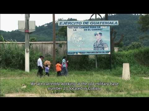 Guatemala. Rescuing the memory