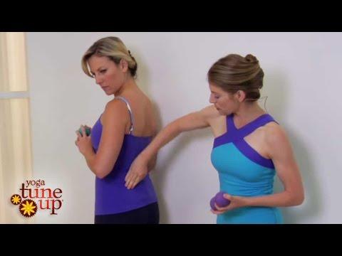 Self Massage Therapy Ball | Yoga Tune Up