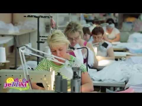 Производитель детской одежды PuZZiki