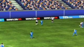 FIFA 15 Android | Best AI Goal Ever!
