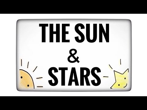 The Sun and Stars (Japanese Learning Song I) - Hikaru Shirosu