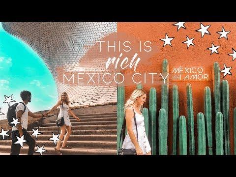 EXPLORING MEXICO'S RICHEST NEIGHBORHOOD // POLANCO MEXICO CITY