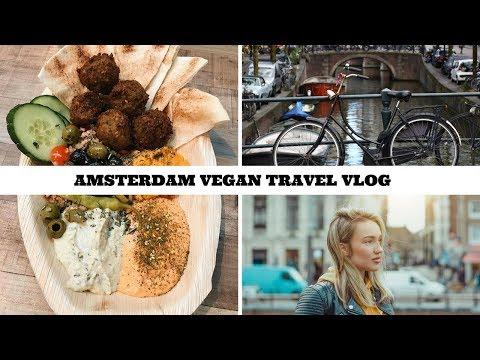 AMSTERDAM | VEGAN FOOD & THINGS TO DO