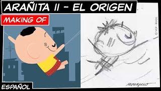 Mónica Toy - Making of | Arañita II - El Origen (T05E32)