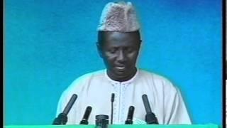 Speech: Progress of Islam Ahmadiyya in The Gambia
