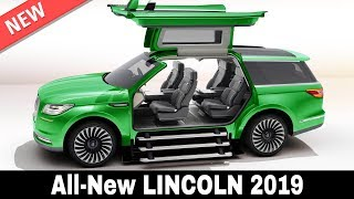 8 New Lincoln Cars and SUVs Ready to Rule the Premium Segment in 2019