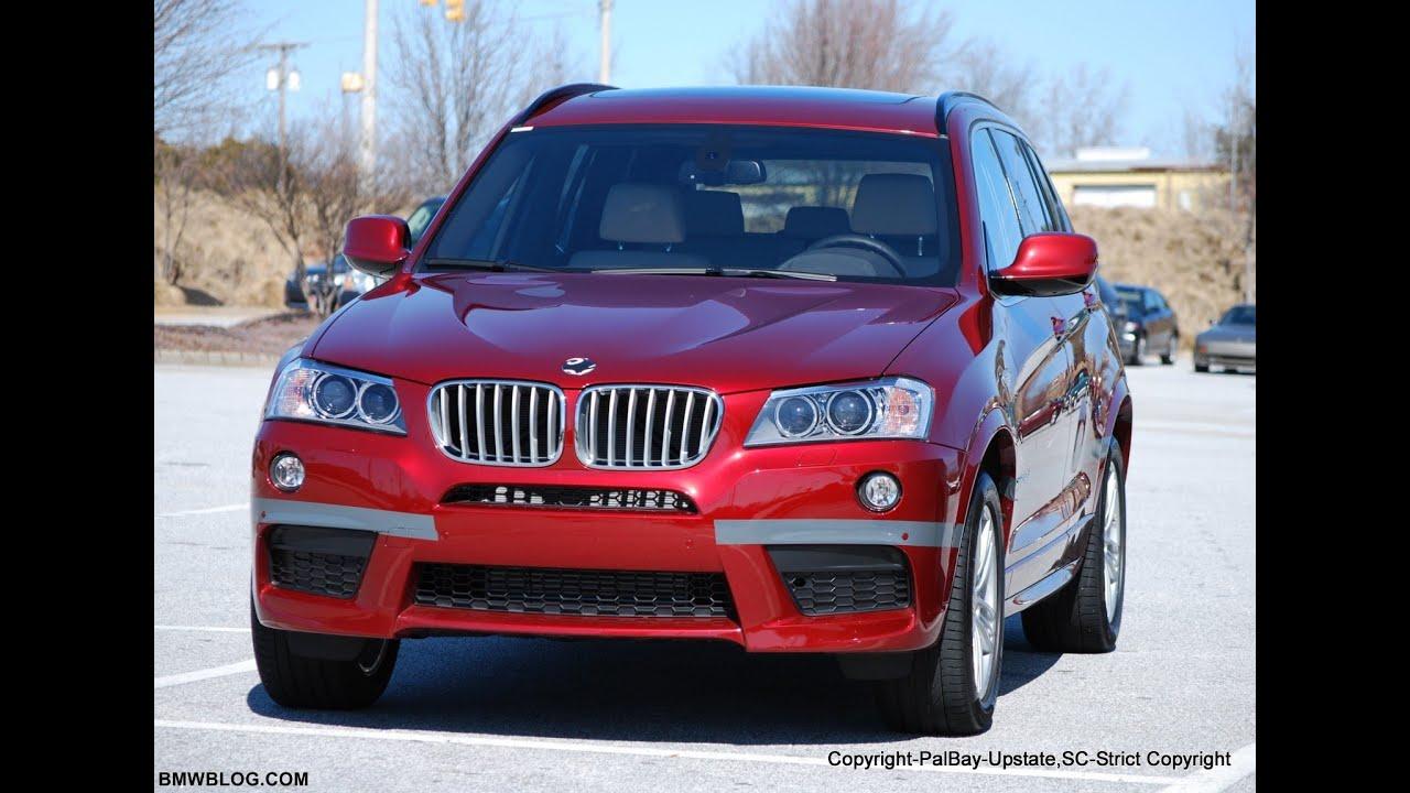 Осмотр BMW X3 в Германии. - YouTube
