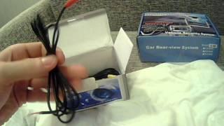 E305 Парковочная камера