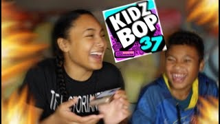 KIDZ BOP 37 | REACTION