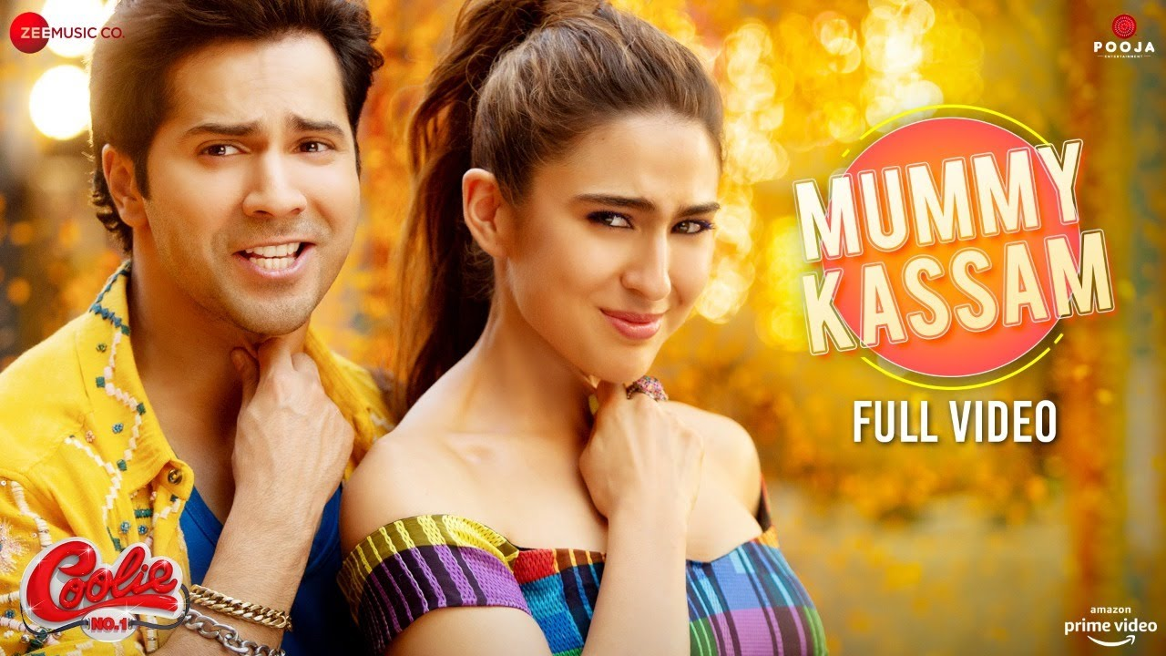 MummyKassam - Full Video | Coolie No.1 | Varun Dhawan, Sara Ali Khan| Tanishk| Udit N, Ikka & Monali