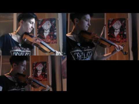 Eluveitie - Epona (Pantheon) Violin Cover