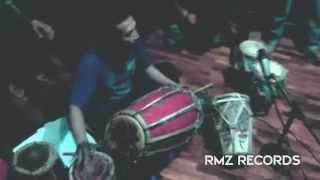 Ngalanglayung - Calung Baraya live at Rumah Musik Zee
