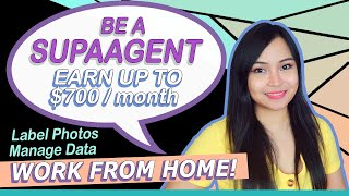 Earn $700+ as a Supa Agent! | Work from Home PH