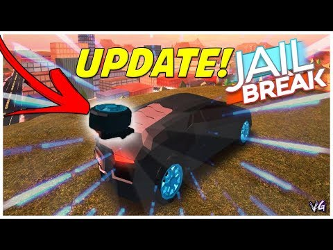 🔴ROBLOX JAILBREAK| UPDATE TODAY? HOW TO GET THE NEW TIRE SPOILER! Roblox JAILBREAK SPOILER