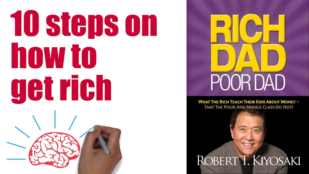 rich dad poor dad book review essay The book is the story of a person (the narrator and author) who has two fathers: the first was his biological father – the poor dad - and the other was the father of his childhood best friend, mike – the rich dad.
