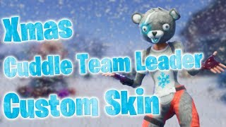[Fortnite] Xmas Cuddle Team Leader - With Leaked Emotes!
