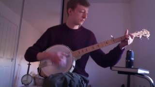 Clawhammer Banjo - Medley inspired by Steve Martin - Loch Lomond / Sally Anne / Simple Gifts