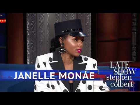 Janelle Mon谩e Says No One Throws A Party Like The Obamas