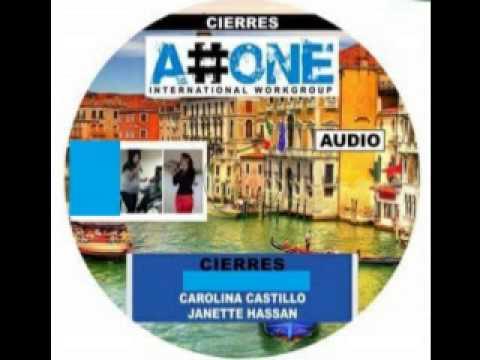 A#ONE: CAROLINA CASTILLO - Cierre: Arrebata la Oportunidad