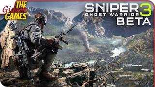 Sniper Ghost Warrior 3 ➤ Прохождение беты ➤ СНАЙПЕР. ПРИЗРАК. ВОИН.