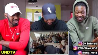 DRAKE - GOD'S PLAN [REACTION]
