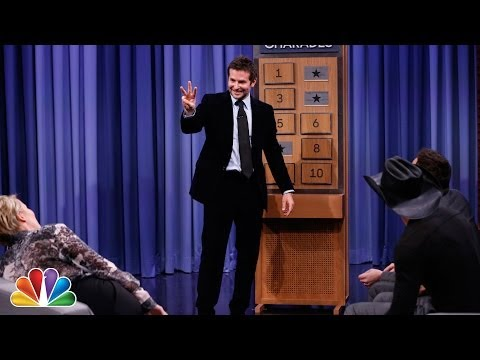 Charades with Bradley Cooper, Tim McGraw and Emma Thompson Part 2