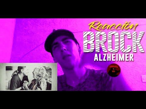Brock - Alzheimer - Reacción (buen tema)