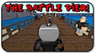 Roblox Pokemon Brick Bronze - How To Beat The Battle Pier
