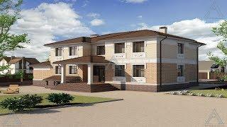 Проекты двухэтажных домов цена