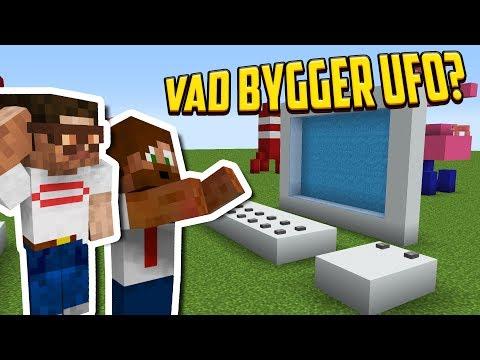 VAD BYGGER UFO?