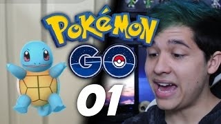 Pokemon GO | Episode 1 - Real Life Pokemon Adventure!