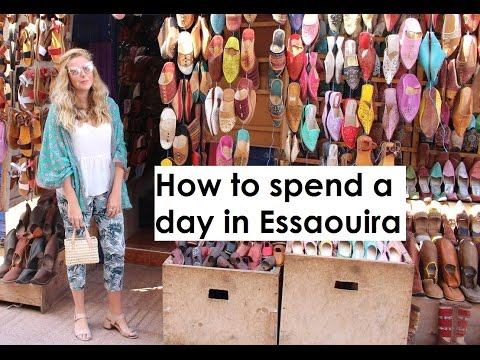 How to spend a day in Essaouira, Morocco