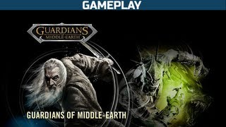 Guardians of Middle-earth PC Gameplay HD
